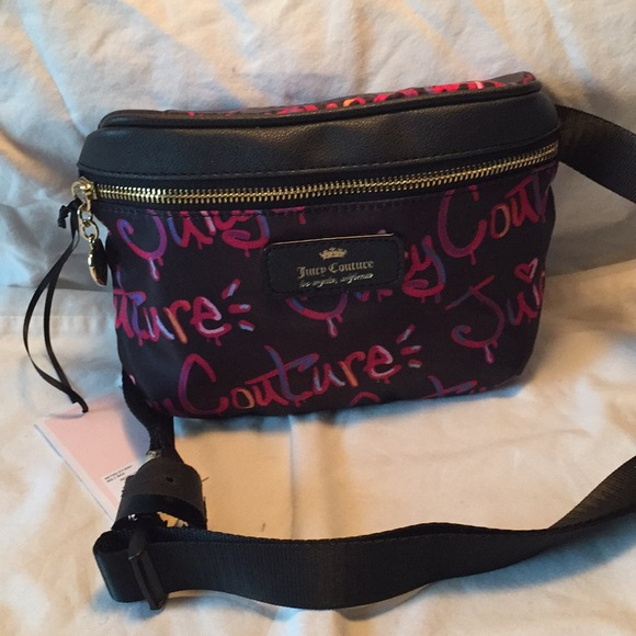 NWT Juicy Couture belt bag!